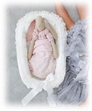 Bildkollage babynest